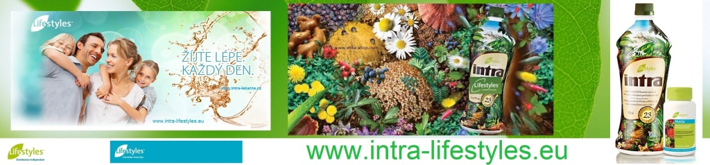 Banner www. INTRA-lifestyles.eu