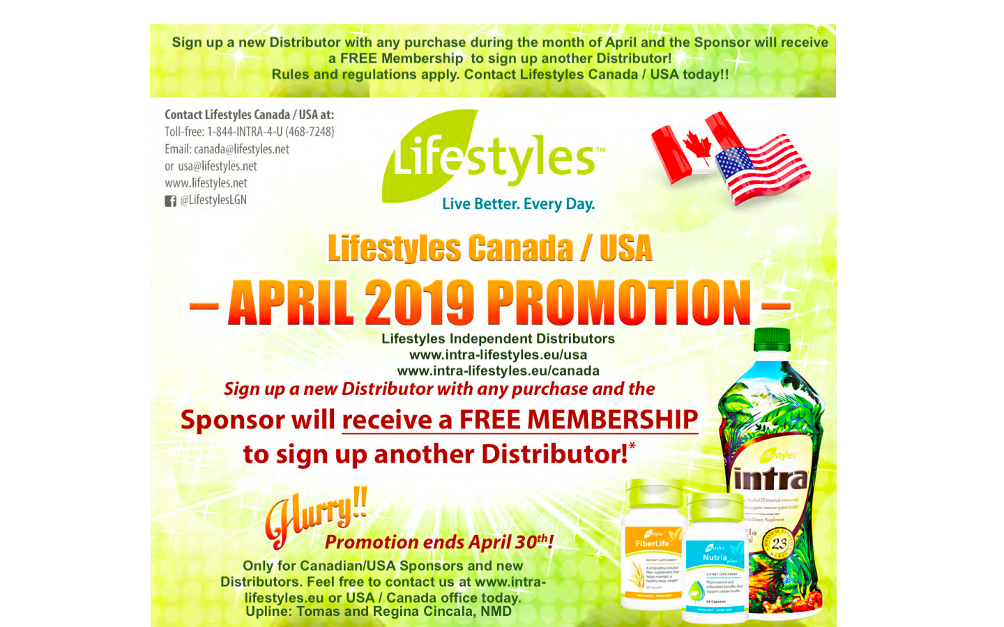 Intra Lifestyles Reviews And Testimonials